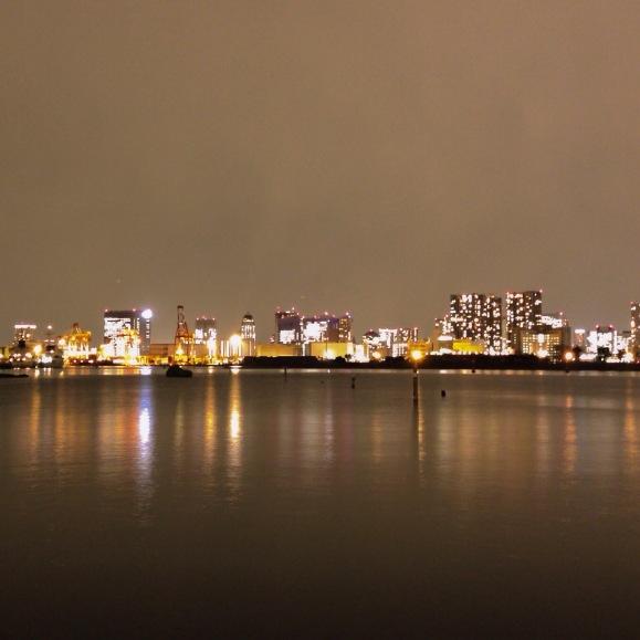 Toyko skyline