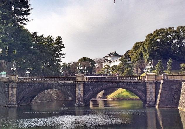Emperor's Palace, Tokyo