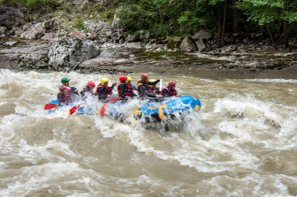 Rafting 2, August 2016