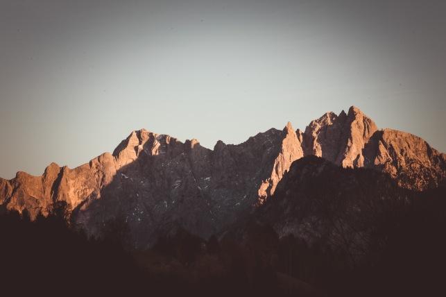 Hochtor group - extreem mountain climbing
